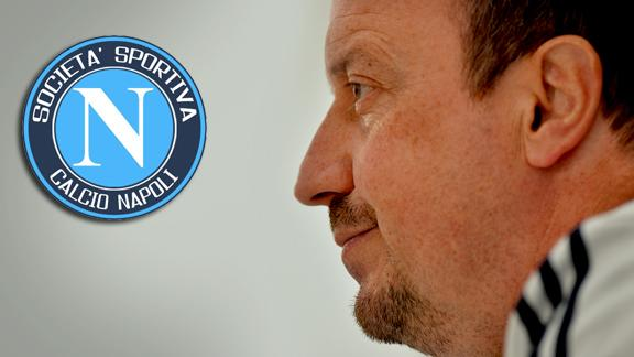 """Rafael """"Rafa"""" Benitez Konfirmasikan Kepergiannya Dari Napoli"""