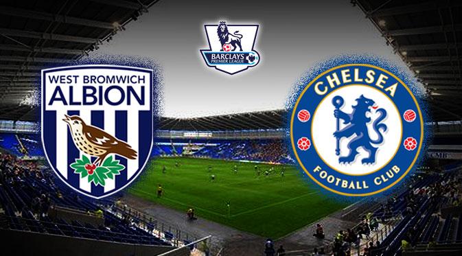 West Bromwich Albion Taklukkan Chelsea