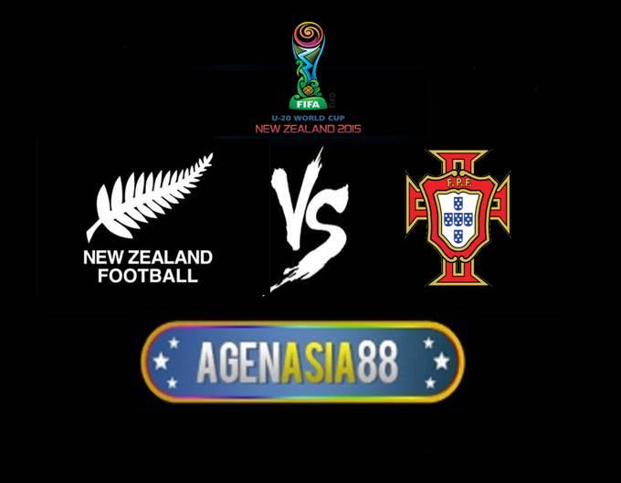PREDIKSI BOLA NEW ZEALAND U20 VS PORTUGAL U20 11 JUNI 2015