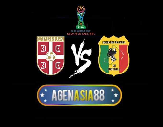 PREDIKSI BOLA SERBIA U20 VS MALI U20 17 JUNI 2015