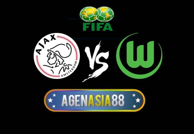 PREDIKSI BOLA AJAX VS WOLFSBURG 18 JULI 2015