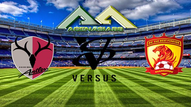 Prediksi Kashima Antlers vs Guangzhou Evergrande