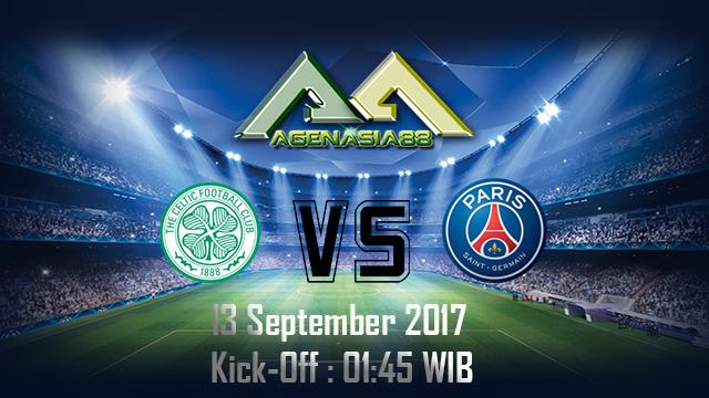 Prediksi Celtic Vs PSG 13 September 2017