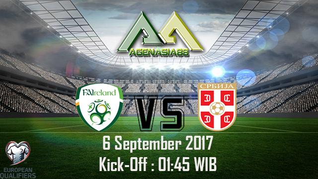 Prediksi Ireland Vs Serbia 6 September 2017