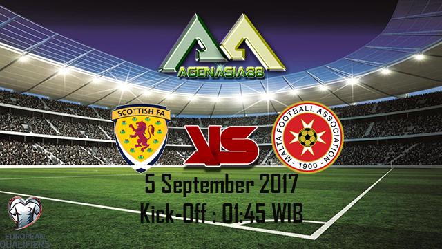 Prediksi Scotland Vs Malta 5 September 2017
