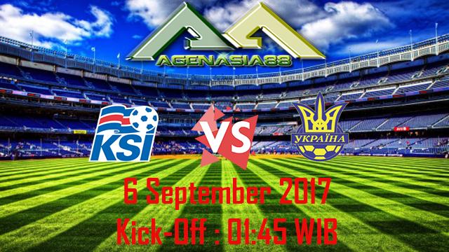 Prediksi Iceland Vs Ukraine 6 September 2017