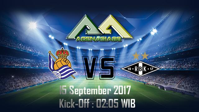 Prediksi Real Sociedad Vs Rosenborg 15 September 2017