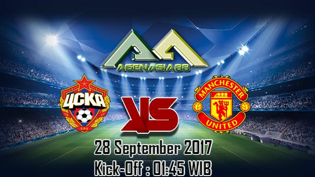 Prediksi CSKA Moskva Vs Manchester United 28 September 2017