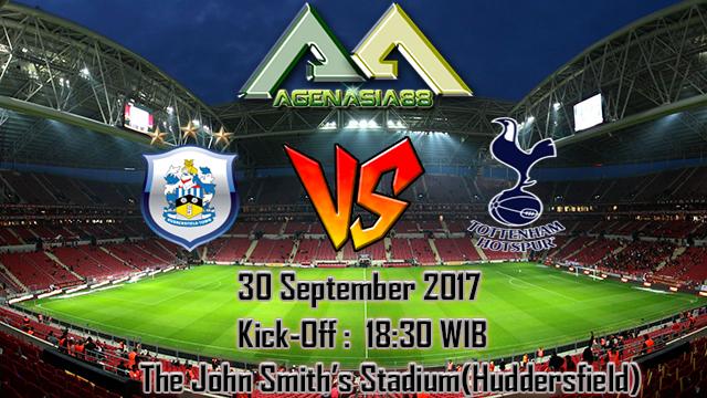 Prediksi Huddersfield Town Vs Tottenham Hotspur 30 September 2017