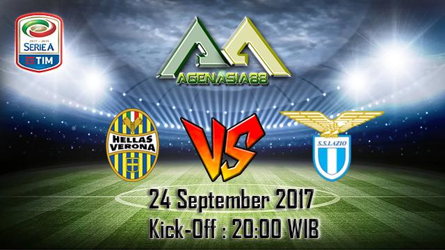 Prediksi Hellas Verona Vs Lazio 24 September 2017