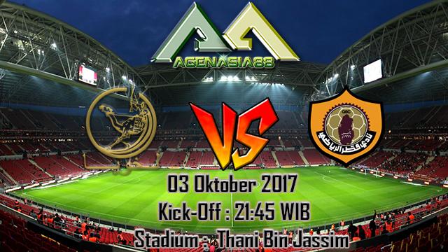 Prediksi Al Duhail Vs Qatar SC 03 Oktober 2017