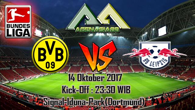 Prediksi Borussia Dortmund Vs RB Leipzig 14 Oktober 2017