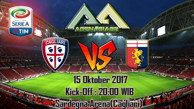 Prediksi Cagliari Vs Genoa 15 Oktober 2017