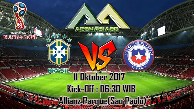 Prediksi Brazil Vs Chile 11 Oktober 2017