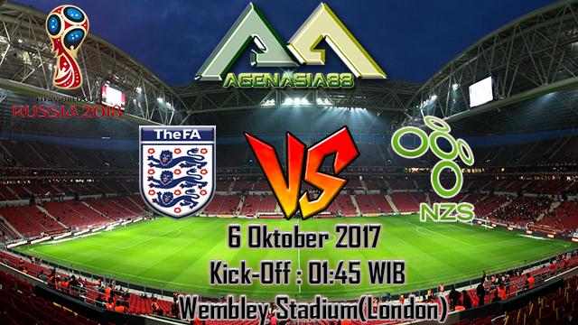 Prediksi England Vs Slovenia 6 Oktober 2017