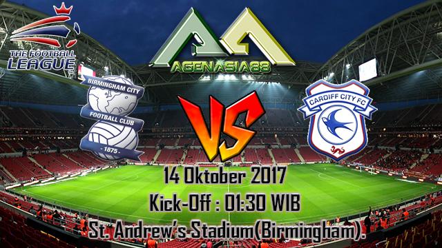 Prediksi Birmingham City Vs Cardiff City 14 Agustus 2017
