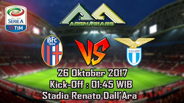 Prediksi Bologna Vs Lazio 26 Oktober 2017