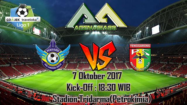 Prediksi Gresik United Vs Mitra Kukar 7 Oktober 2017